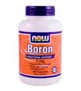 NOW Foods    硼  3 mg* 250 顆 -  Boron