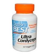 Doctor's Best   頂級冬蟲夏草 * 60顆素食膠囊 -  Ultra Cordyceps