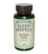 Earth's Bounty  長效天然助眠複方  *60顆素食膠囊 - 快溶型  Sleep Perfect