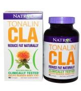 Natrol Tonalin CLA 共軛亞麻油酸 (1200mg* 90粒) - 原廠新包裝