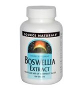 Source Naturals  乳香萃取  375 mg*100錠 -  Boswellia Extract