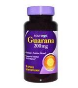 ** 效期至2021/07月**NATROL   瓜拿那  200 mg* 90顆 - Guarana
