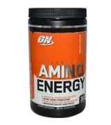 Optimum Nutrition  Essential  AmiN.O  Energy  * 0.6磅(270克) 柳橙口味口味 - 必需氨基酸能源