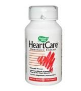 Nature's Way  心臟健康 山楂萃取物  *120錠 -  HeartCare, Hawthorn Extract