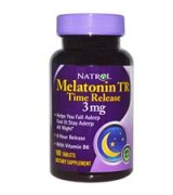 NATROL   長效型褪黑激素 3mg* 100 錠 - Melatonin
