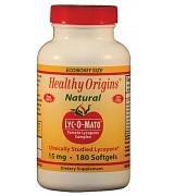 Lyc-O-Mato Lycopene 專利蕃茄粹取- 含蕃茄紅素( *180粒) - Healthy Origins  番茄紅素