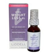 Liddell   減重噴劑  *1.0 fl oz (30 ml)  控制食欲 - Vital Weight Loss XL
