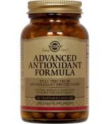 ** 效期至2021/05月**Solgar  全方位抗氧化配方  *120顆素食膠囊 - Advanced Antioxidant Formula 含: 玫瑰果 積雪草 綠茶 穀胱甘肽