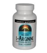 Source Naturals   左旋精氨酸  500 mg*100顆 - L-Arginine