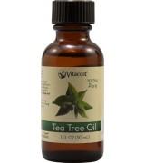 Vitacost   100%純 茶樹 精油  * 1 fl oz (30 mL) - 100% Pure Tea Tree Oil