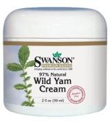 Swanson   野生山藥霜 *59ml -  Wild Yam Cream, 97% Natural 含: 野生山藥提取物(7%皂素)