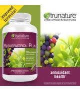 TruNature 白藜蘆醇- 美顏版 *140素食膠囊顆  - Resveratrol Plus