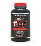 Nutrex  Research T-up Black  黑色熾天使 睾酮提升劑增肌素 *120粒**原廠最新款**  - 睾酮激增和肌肉增長