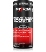 Six Star Pro Nutrition  男性實力補充  睪固酮加速提升 *60顆 最新包裝  - Testosterone Booster   睾固酮