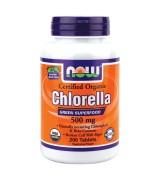 NOW Foods  破壁小球藻 綠藻  (1000mg*120錠) - Chlorella