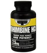 Primaforce  育亨賓鹽酸鹽  2.5 mg*90顆 - Yohimbe HCI
