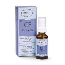 Liddell   緩解感冒 流感相關症狀 *1.0 fl oz (30 ml) - Cold and Flu Spray