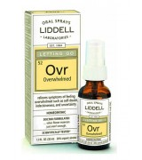 Liddell   緩解心理疲勞感 放鬆心情 *1.0 fl oz (30 ml) -  Letting Go Overwhelmed Spray