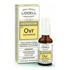 Liddell   緩解心理疲勞感 放鬆心情 *1.0 fl oz (30 ml) -  Letting Go Overwhelmed Spray