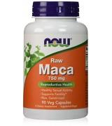 NOW Foods  maca 6倍力超濃縮 馬卡 750mg* 90顆