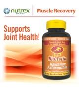 Nutrex   夏威夷 天然蝦紅素  蝦青素 12 mg,*120 粒  - BioAstin, Hawaiian Astaxanthin