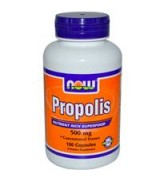NOW Foods  5倍濃縮 蜂膠 300mg*100顆 - Propolis,
