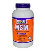 NOW Foods MSM  1000mg*240顆