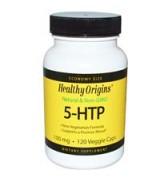 Healthy Origins   天然5-HTP  5-羥基色胺酸  (100mg*120顆素食膠囊) -  Natural 5HTP