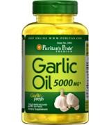 Puritan's Pride  大蒜精 5000mg*250粒- Garlic