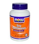 NOW Foods  強效大豆異黃酮  *120顆素食膠囊  - Soy Isoflavones