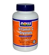 NOW Foods   維他命C粉 維生素C粉* 8 oz (227 g) - Vitamin C Crystals 素食