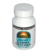 Source Naturals  谷維素 天然植物甾醇 60mg* 200錠 - Gamma Oryzanol 穀維素