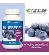 Trunature® 藍莓萃取物 1000mg*200粒 -  Blueberry Extract