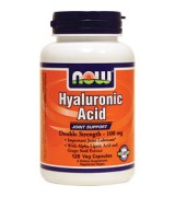 NOW Foods  玻尿酸  透明質酸(100mg *120顆素食膠囊) - Hyaluronic Acid
