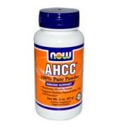 **原廠已停產**Now Foods AHCC 100% 擔子菌多醣體精華粉 2oz (57克) - 米蕈多醣體