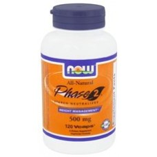 NOW Foods 專利白腎豆粹取 Phase 2 *500 mg* 120顆