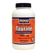 NOW Foods   牛磺酸 1000 mg* 250顆- Taurine