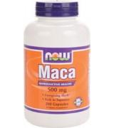 NOW Foods  maca 馬卡( 瑪卡) 500mg* 250顆