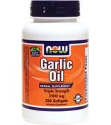 NOW Foods  多倍濃縮大蒜精華1500 mg *250粒 Garlic Oil