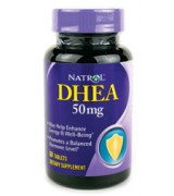 Natrol  DHEA ~女性專用 (50mg*60錠)