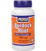 ** 效期至2021/05月**NOW Foods  牛蒡萃取素  430 mg*100顆 Burdock Root 牛蒡