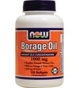 Now Foods 琉璃苣油 Borage Oil (1000 mg* 120 粒)