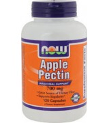 NOW Foods  蘋果膠 700mg*120 顆 - 天然水溶性纖維 Apple Pectin