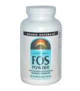 Source Naturals  益菌生 - 果寡糖粉 * 7.05 oz (200 g) - 果寡醣  FOS Powder