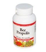 Natural Factors   蜂膠  500mg*90顆 - Bee Propolis