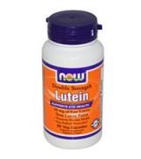 NOW Foods  雙倍強效 酯化型葉黃素 金盞花萃取 20mg* 90顆 - Lutein Esters